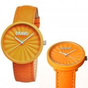 Crayo Cr1504 Pleats Unisex Watch