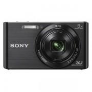 Sony DSC-W830 Digital Camera Black digitalni fotoaparat DSC-W830S 20Mp 8x zoom 2.7 LCD 720p crni DSCW830/B