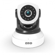 D3D Wireless HD IP WIFI CCTV Indoor Security Camera (Support Upto 128 GB Micro SD Card)-D8809
