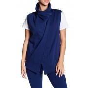 UGG Roz Faux Fur Lined Asymmetrical Drape Vest RSPB