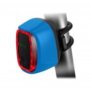 Meilan X6 Smart Switch 6 Modelos De Bicicletas Luz Trasera Con Flash (azul Lámpara De Cola)