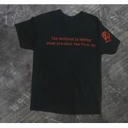 Animal T-Shirt Red&Black 4