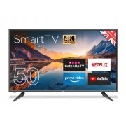 Cello C50RTS-4K 50 Inch Smart Ultra HD LED TV with T2 HD