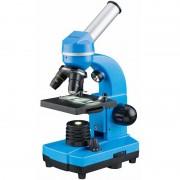 Bresser Junior Microscopio Biolux SEL azzurro