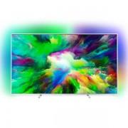 Philips Smart-TV Philips 75PUS7803 75'' Ultra HD 4K WIFI Silver