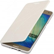 Samsung Galaxy A7 2015 A700F Hoesje Easy Booktype Wit