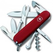 Victorinox Swiss Army Knife ECOLINE, Red Swiss Army Knife