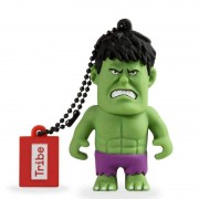 Tribe USB flash disk 16GB - Tribe, Marvel Hulk