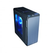 Zalman Z9 Neo Black, Midi-tower, Pc, 2x 120 Mm, 1x 120 Mm, 2x 120 Mm, Atx, Micro-atx