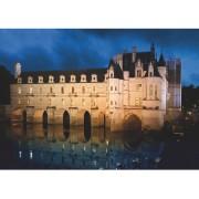 Puzzle D-Toys - Castles of France: Chateau de Chenonceau, 1.000 piese (DToys-67562-FC03-(69535))