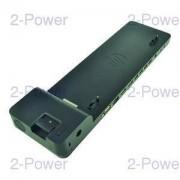 2-Power HP Utltraslim Dockningsstation 65W (D9Y32ET)