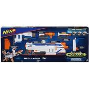Hasbro Na strzałki NERF N-Strike - Wyrzutnia Modulus Regulator C1294
