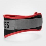 Better Bodies Men Better Bodies Basic Gym Belt Black Red