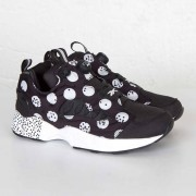 Reebok Instapump Fury Road Sg Black/White
