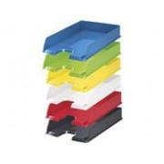 39.95 Esselte Europost Vivida Brevkorg, 254x61x350mm, många färger.10 pcs Grøn