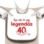 Pártedli / Legendás 40-es