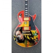RGM04 Bob Marley Miniature Guitar