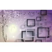Fototapet Decorativ Creative Decor Cerneala Ecologica 200 x 300 cm Model 3D45