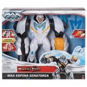Max Steel Max Espina Giratoria