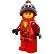 nex084 Minifigurina LEGO Nexo Knights-Battle Suit Macy nex084