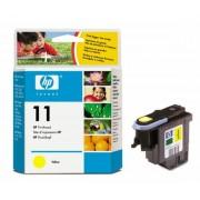 C4813A Tintapatron fej DesignJet 500, 800 nyomtatókhoz, HP 11, sárga (TJHC4813A)