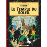 Le Temple Du Soleil = Prisoners of the Sun, Hardcover/Herge