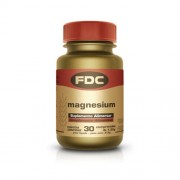 FDC Magnésio 500mg 30 Comprimidos