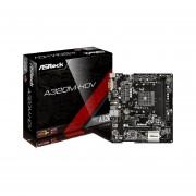 TARJETA MADRE ASROCK A320-HDV DDR4 DVI-D D-SUB HDMI-negro