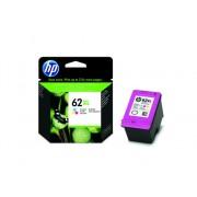 HP Cartucho HP 62 tri-color tinta XL (C2P07AE)
