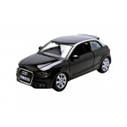 Audi A1 Black die cast car model 1/24 by BBurago 21058