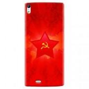 Husa silicon pentru Allview X2 Soul Soviet Union