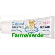 Alinan Baby Derm Crema Antiiritatii 35gr Fitterman Pharma