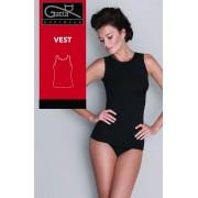 GATTA BODYWEAR Dámský nátělník - Vest 60den - GATTA BODYWEAR černá L