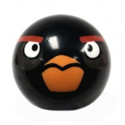 Angry Birds 3 Inch Foam Ball Black Bird