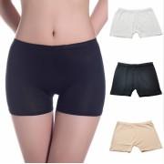 V&V Dámské Safety Boyshort kalhotky (tělová barva) - V&V
