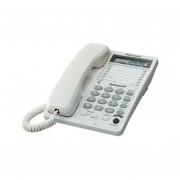 TELEFONO ALAMBRICO IDENTIFICADOR Y ALTAVOZ PANASONIC KXTS108MEW