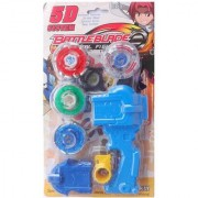 4D BEYBLADE METAL WITH LAUNCHER
