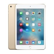 Apple iPad Mini 4 7.9'', 128GB, 2048 x 1536 Pixeles, iOS 9, Wi-Fi + Cellular, Bluetooth 4.2, Oro (Octubre 2016)