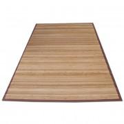 Bambusová rohož plátková CARBONIZED 1,5m x 2,4m