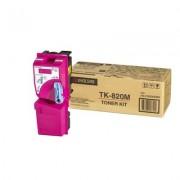 Toner Original Kyocera TK820M - 7000 páginas