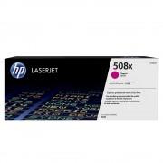 HP 508X High Yield Magenta Original LaserJet Toner Cartridge (CF363X)