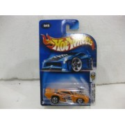2003 First Edition #33 Of 42 1969 Pontiac Gto Judge In Orange Diecast 1:64 Scale Collector #45 By Hot Wheels