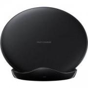 Безжично зарядно, Samsung Wireless Charger Stand for Galaxy S9/S9+, Black, Черно, EP-N5100BBEGWW