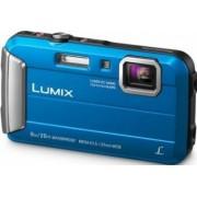 Aparat Foto Digital Panasonic DMC-FT30EP Albastru