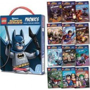LEGO DC Super Heroes: Phonics Box Set by Quinlan B. Lee