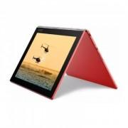 Tableta Lenovo Yoga Book YB1-X91F 10.1 inch Intel Atom X5-Z8550 1.44 GHz Quad Core 4GB RAM 128 flash WiFi GPS Windows 10 Pro Rosu