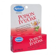 POISON IVY & OAK RELIEF 50 Tablets
