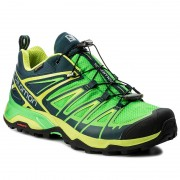 Туристически SALOMON - X Ultra 3 Gtx GORE-TEX 398669 26 V0 Reflecting Pond/Classic Green/Lime Green