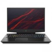 Лаптоп HP OMEN 17-cb0012nu, 17 инча FHD 144 Hz IPS (1920x1080), Intel Core i9-9880H, GeForce RTX 2080, 512GB SSD, 1TB HDD, 8XK94EA