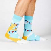 Sock It To Me Mr. Wavy Arms Socks
